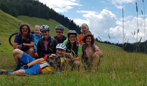 Artikelbild zu Artikel MTB Tour 25.07.2020 Neubeurer See – Nußdorf – Heuberg und zurück