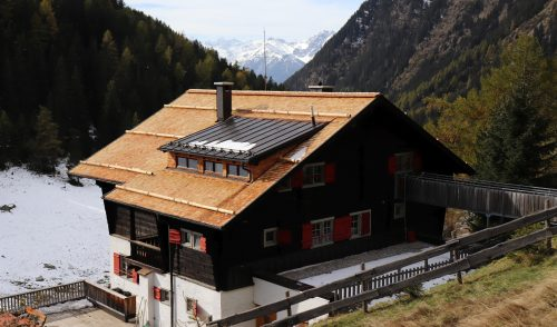 Artikelbild zu Artikel Meißner Haus mit neuem Dach