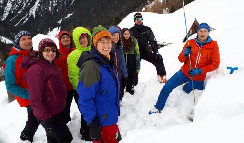 Artikelbild zu Artikel Ausbildungsstau beim Alpenverein
